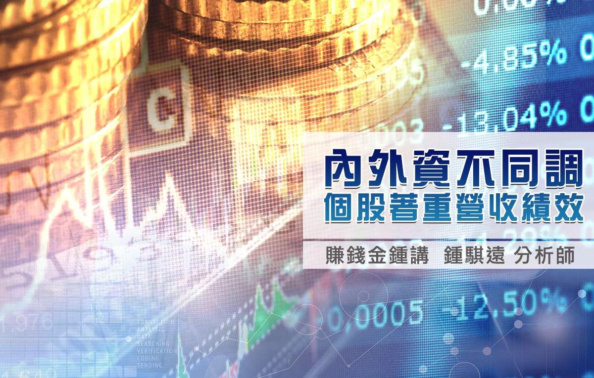 2016/11/15 內外資不同調、個股著重營收績效!