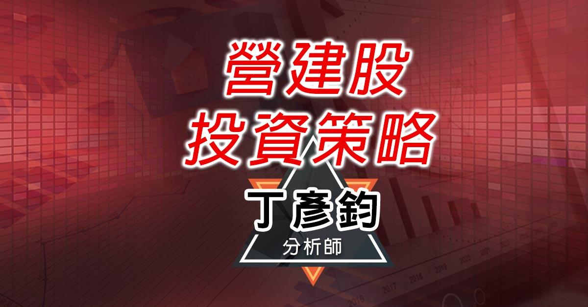 營建股投資策略_30天 (圖)