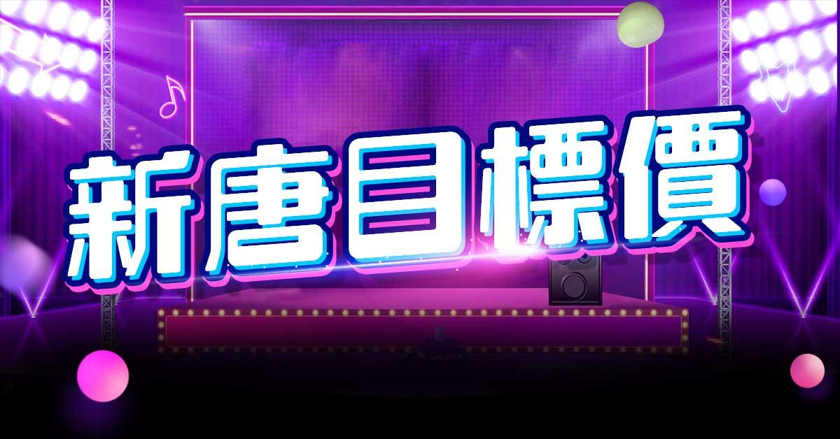新唐(4919)目標價研究報告