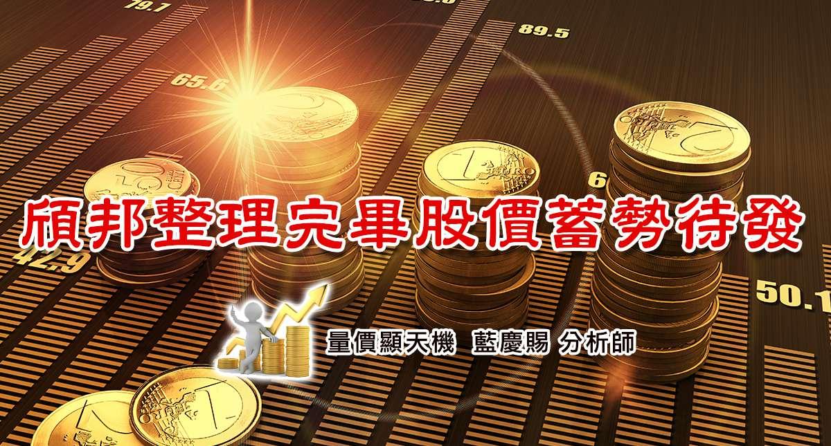 10/12頎邦整理完畢股價蓄勢待發