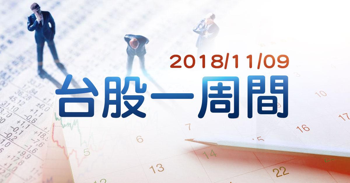台股一週間(11/12-11/16)